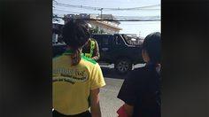 พักงาน 30 วัน ตำรวจไม่ช่วยนักเรียนสตาร์ทรถ หลังเรียกเข้าด่านตรวจ-ดับเครื่อง