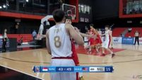 Singapore vs. Malaysia Q4 - 5th SEABA Stankovic Cup 2016 THAILAND May 26, 2016