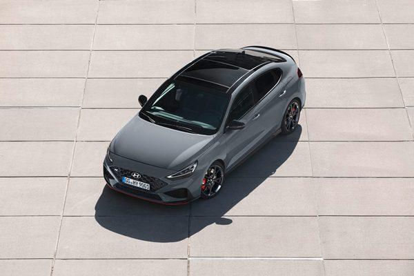 Hyundai i30 Fastback N Limited Edition