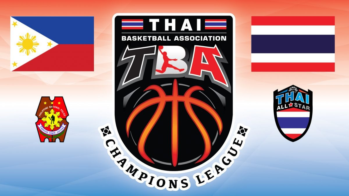 Highlight TBA คู่3 National Polish (Philipinese) VS Thai All Star (5/5/60)