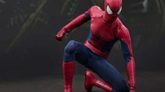 The Amazing Spider Man 2 MMS 1/6 th Scale collectible Figure จาก Hottoys