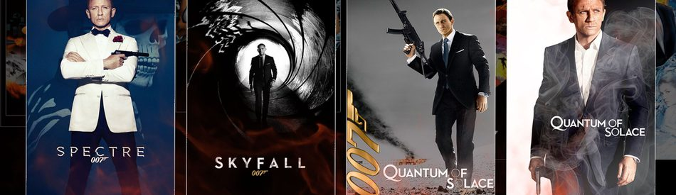 เปิดสถิติสายลับ เจมส์ บอนด์ 007 ภาคไหนสังหารคนร้ายไปมากที่สุด