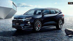 Chevrolet Blazer XL 2020 รถอเนกประสงค์ เตรียมเปิดตัวที่ประเทศจีน