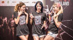 Run For Your Lives Thailand งานนี้วิ่งกันป่าราบแน่นอน