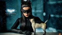 Review - Hottoys Catwoman Selina Kyle The darkknight rises