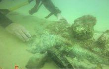 โปรตุเกสพบซากเรือโบราณอายุ 400 ปี