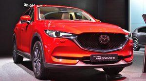 ถึงเวลาของคนไทยกันแล้ว… Mazda CX-5 ใหม่ เตรียมจ่อเข้าไทยปลายปี 2560