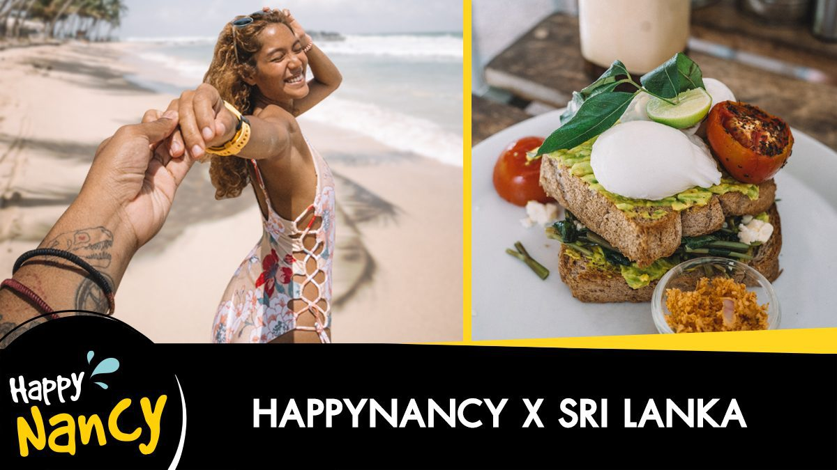 HappyNancy x Sri Lanka EP.1