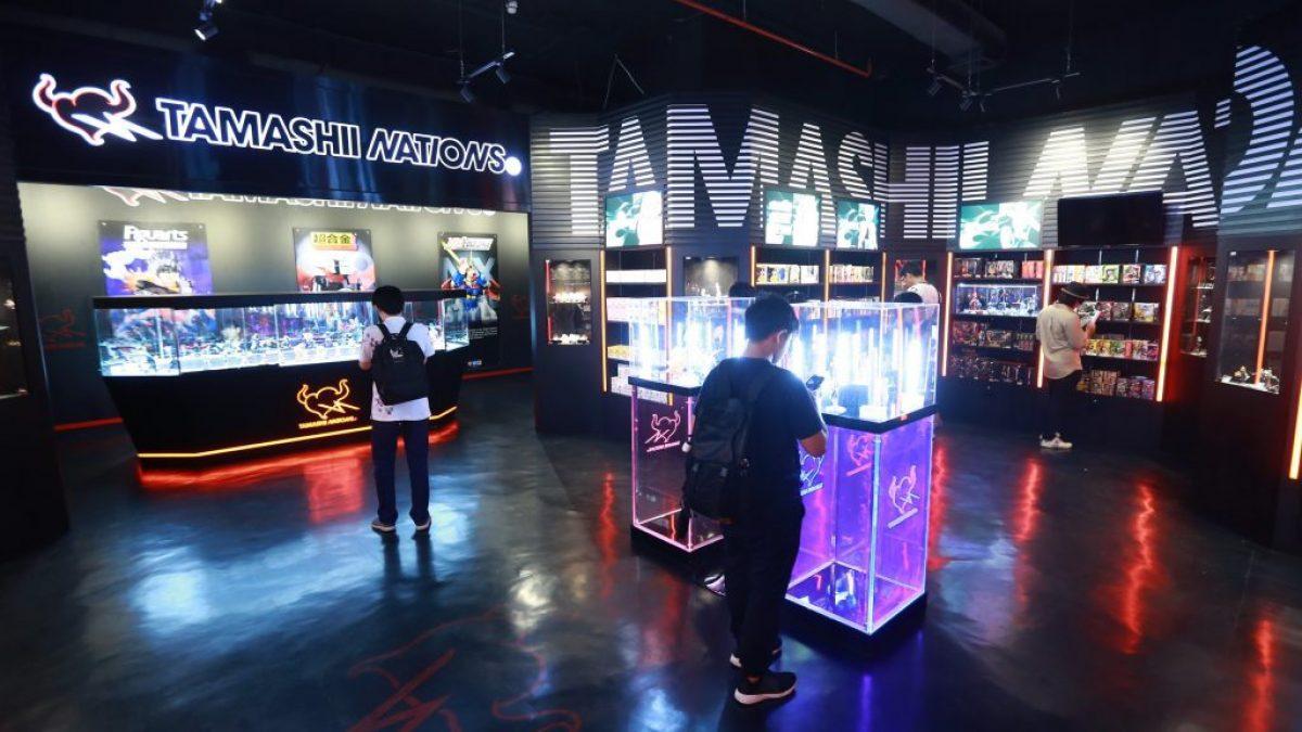 พาชมร้านใหม่ Tamashii Era สวรรค์ของนักสะสมแห่งใหม่ ที่พันธ์ทิพย์ประตูน้ำ