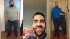 กิน KitKat ลดน้ำหนัก เคล็ดลับสุดแปลกที่ช่วยหนุ่มคนนี้ลดน้ำหนักได เกือบ 100 กิโล