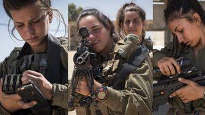 ไปดูภาพเหล่า ทหารหญิง ของกองทัพอิสราเอลซ้อมรบกัน