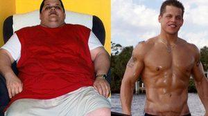 ลดน้ำหนัก 10 เดือน 85 กก. หนุ่มอ้วนฉุกลายเป็นหนุ่มล่ำสุดเฟิร์ม