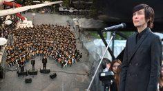 สุดประทับใจ! ปุ๊ อัญชลี นำทีมศิลปิน มิวซิกมูฟ ร่วมบรรเลงบทเพลง สายฝน