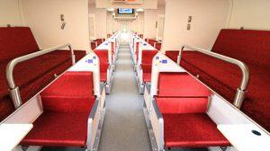 มาแล้ว! รถไฟตู้นอนรุ่นใหม่ 115 คัน พร้อมเปิดให้บริการ เดินรถเที่ยวแรก 11 พ.ย นี้