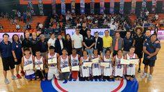 แรดมาโนวิช ร่วมคัดเลือก 10 เยาวชนไทย จูเนียร์ เอ็นบีเอ ไทยแลนด์ ออลสตาร์ 2019