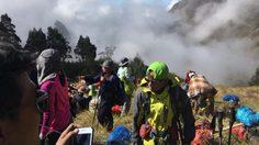 คืบแผ่นดินไหวอินโดฯ เริ่มอพยพผู้ติดค้างบนภูเขาไฟรินจานีแล้ว