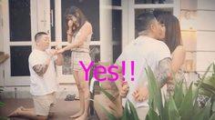 Say Yes… สิคะ ป๋าต๊อบ ขอ ปีใหม่ แต่งงาน!!