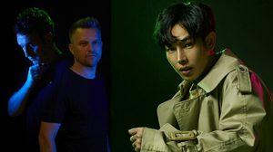 """ดีเจดูโอ้จากแดนผู้ดี Hollaphonic ยก เป๊ก ผลิตโชค """"King of Thai Pop""""!!"""