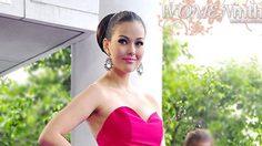 คาร่า พอตเตอร์ สวยหวานฉ่ำ ใน ชุดสีชมพู