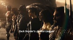หนัง Zack Snyder's Justice League