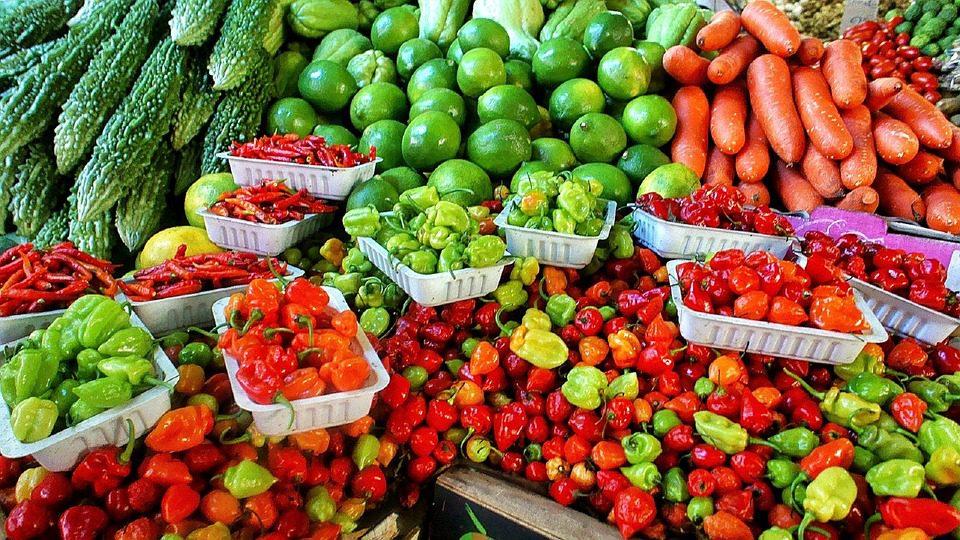 ราคาพืชผักและเนื้อสัตว์ ประจำวันที่ 20 พ.ค.63