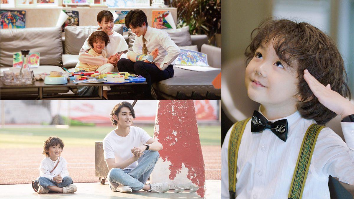น่ารักน่าเอ็นดู หนูน้อยซุนซือเฉิง นักแสดงรุ่นจิ๋ว ในซีรีส์ Unforgettable Love