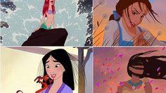 8 เจ้าหญิง Disney กับ ทรงผมจริง จะเป็นอย่างไรนะ?