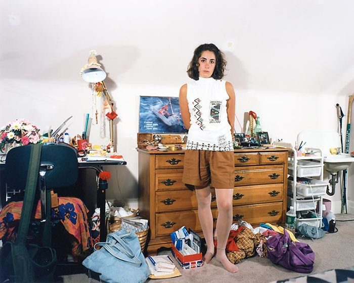 The Bedrooms Of Teenagers In The 90s (13)