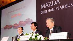 Mazda ยอดขายรวมครึ่งปีแรกทะลุ 33,000 คัน ปรับเป้าเพิ่มเป็น 65,000 คัน
