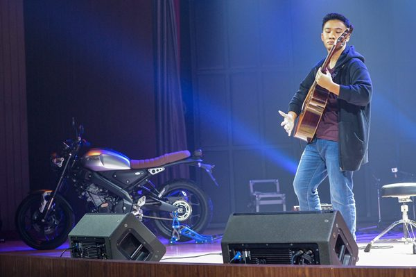 TWO YAMAHAS, ONE PASSION ACOUSTIC GUITAR COMPETITION 2020