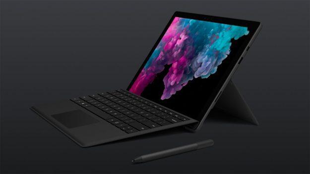 เปิดตัว Surface Pro 6, Surface Laptop 2 มาพร้อมสีใหม่ เร็วแรงด้วย CPU Intel 8th
