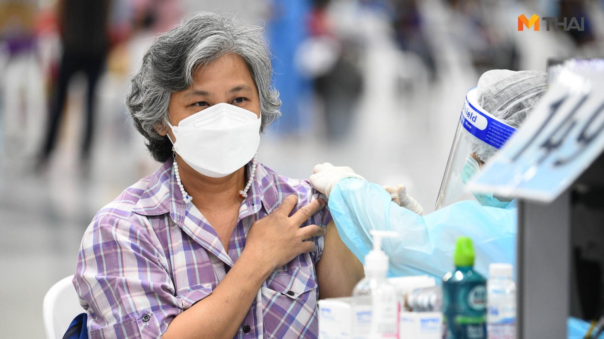 หมอพร้อม แจงเลื่อนฉีดวัคซีนเร็วขึ้น [สำหรับผู้สูงอายุ – 7 กลุ่มโรคเสี่ยง]