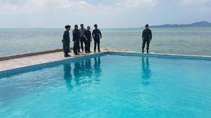 โรงแรมพัทยา เริ่มทุบ สระว่ายน้ำในทะเลแล้ว!