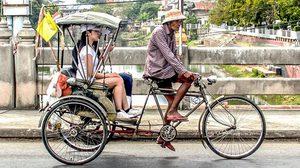 พาหนะท้องถิ่น สุดคลาสสิค เสน่ห์ของการเดินทาง 4 จังหวัดในไทย