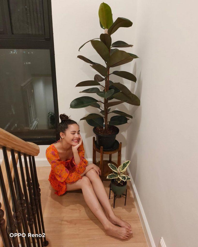 ญาญ่า อุรัสยา โพสต้นไม้ต้นที่ 4 ลง ig จุดเริ่มต้นกระแสปลูกต้นไม้