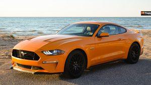 ฟอร์ด ประเทศไทย เตรียมเปิดตัว Ford Mustang ในเดือนตุลาคมนี้ ราคาเริ่ม 3.599ล้านบาท
