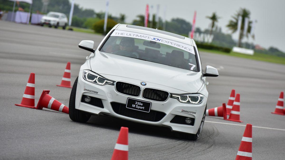 หนึ่งวันมันส์ๆ กับ BMW Driving Experience 2017