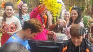 สหรัฐฯอวยพรคนไทยเนื่องในเทศกาลสงกรานต์