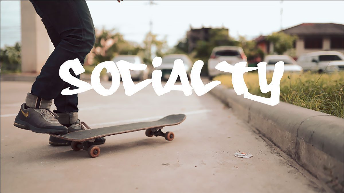 ' SOCIALTY ' ผลงานหนังสั้นจากทีม AfterMeetAgain