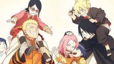 การ์ตูนมินินารูโตะ Naruto Gaiden กำลังจบลงแล้วในตอนที่ 10!!