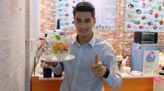 เพ็ชร ขอดับร้อน ทุ่มธุรกิจบิงซู  Diamond ice café by thakrit