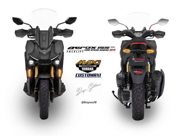 Yamaha Xride 155
