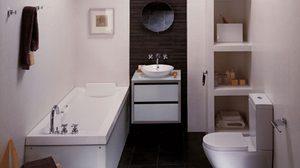 ไอเดียแต่งห้องน้ำขนาดมินิ (Mini Bathroom)