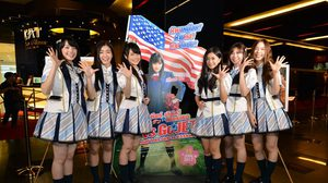 พลังแฟนคลับท่วมท้น!! ให้กำลังใจ BNK48 แน่นขอบเวที งานรอบสื่อ Let's Go Jets!