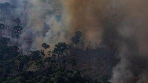 ยังไม่ดับ ! บราซิลส่งทหารเกือบครึ่งแสนรับมือเหตุ 'ไฟป่าแอมะซอน'