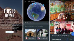 Google Earth เปิดประสบการณ์ใหม่ให้ผู้ใช้งานได้เปิดโลกกว้างกับเวอร์ชั่นล่าสุด
