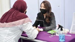 บริษัท iAM จัดกิจกรรม BNK48 8th single High Tension mini Handshake Event  แบบ New Normal