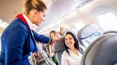 10 สิ่งที่สามารถขอได้ฟรีๆ บนเครื่องบิน