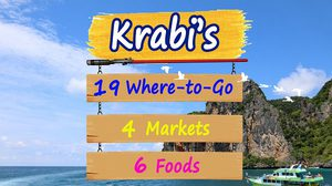 Krabi's 19 Where-to-Go 4 Markets and 6 Foods You Must Try