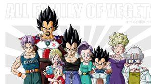 รวมรูปภาพครอบครัวการ์ตูน Dragon Ball Z!!